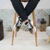 Imagine Pantofi sport bărbați piele naturală 460 MARO