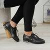 Imagine Pantofi damă piele naturală 110 negru