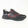 Imagine Pantofi sport bărbați piele naturală CA1 visiniu
