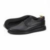 Imagine Pantofi casual bărbați piele naturală 558 negru