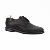 Imagine Pantofi casual bărbați din piele naturală 380 Negru