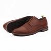 Imagine Pantofi casual bărbați din piele naturală 380 Maro