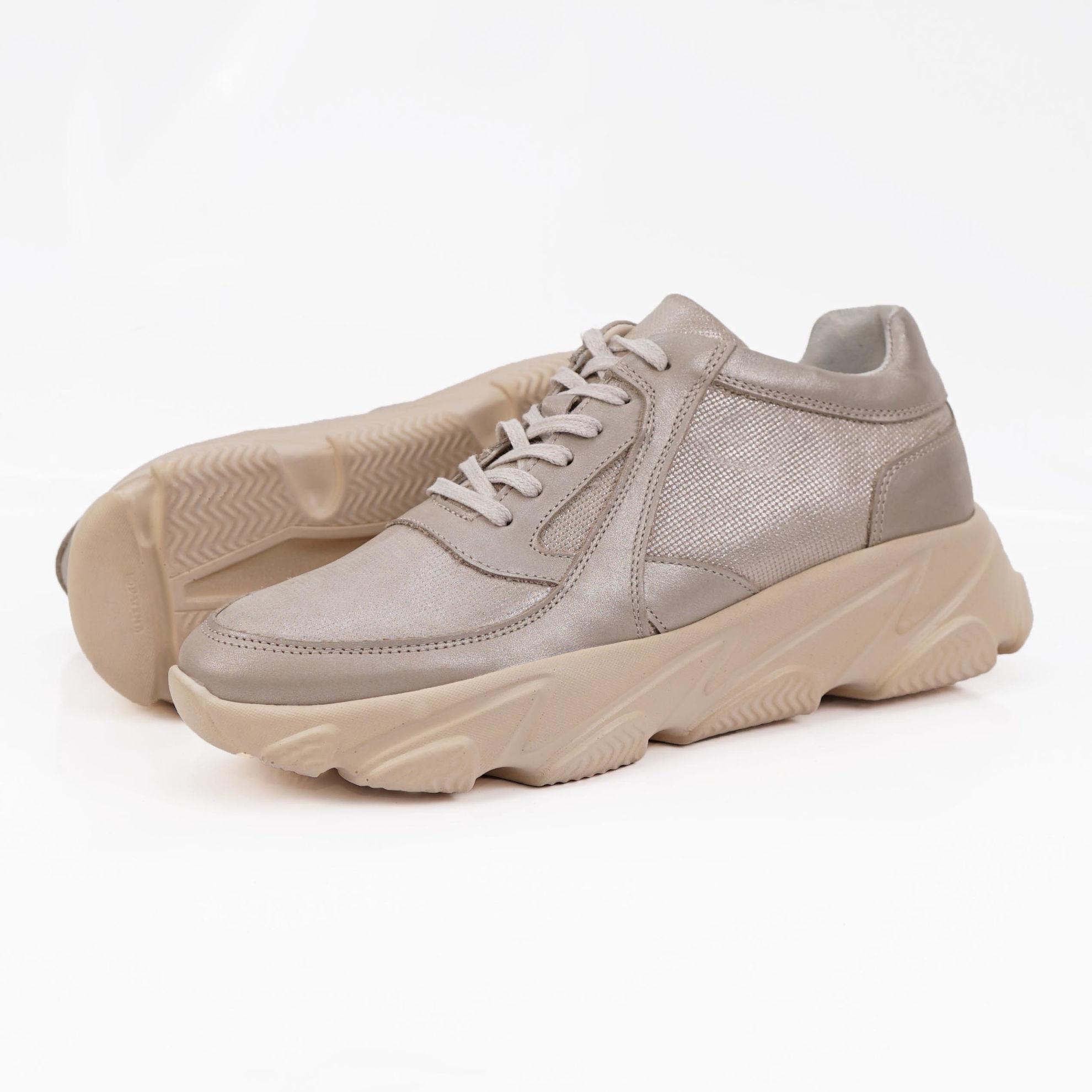 Imagine Pantofi damă piele naturală 122 nude