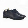 Imagine Pantofi eleganți bărbați din piele naturală 905 bleumarin