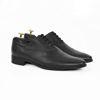 Imagine Pantofi eleganți bărbați din piele naturală 905 negru