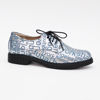 Imagine Pantofi damă piele naturală 206 albastru