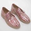 Imagine Pantofi damă piele naturală 206 roz