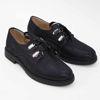 Imagine Pantofi damă piele naturală L 207 blue sidefat