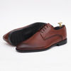 Imagine Pantofi eleganți bărbați din piele naturală 390 Maro