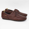 Imagine Pantofi casual bărbați piele naturală m101 maro
